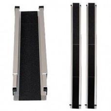 Складной алюминиевый пандус для инвалидных колясок (150 см) JBS316