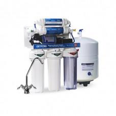 Фильтр обратного осмоса с минерализатором и помпой Crystal CFRO-550MP