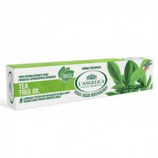 Зубная паста Langelica Масло чайного дерева 75 ml
