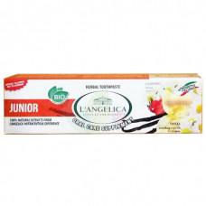 Детская зубная паста Langelica Вкус природы 50 ml