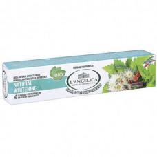Зубная паста Langelica Естественное отбеливание 75 ml