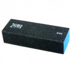 Баф-пилка Zauber 03-031 черная