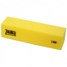 Баф-пилка Zauber 03-032B желтая