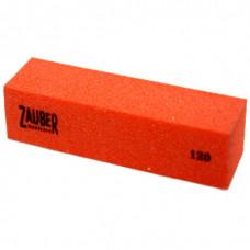 Баф-пилка Zauber 03-032C красная
