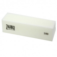 Баф-пилка Zauber 03-032F белая
