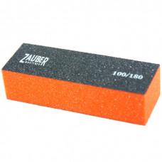 Баф-пилка 3-х сторонняя Zauber 03-033B
