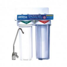 Двухступенчатый фильтр для воды CRYSTAL UWF-XG 2