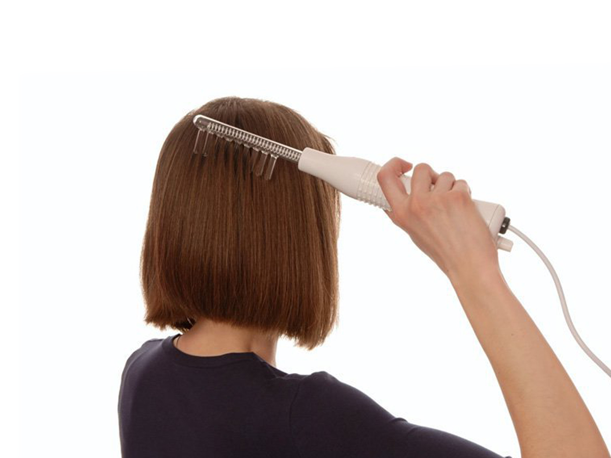 Зачем Дарсонваль для волос?