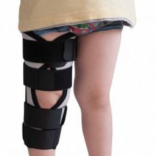 Бандаж (тутор) на коленный сустав детский Алком 3013K