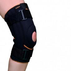 Бандаж для коленного сустава (с силиконовым кольцом и спиралями) Armor ARK2103