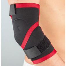 Бандаж на локтевой сустав с силиконовой вставкой неопрен Aurafix 301