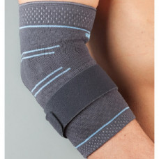 Бандаж на локтевой сустав с силиконовой вставкой Aurafix 304