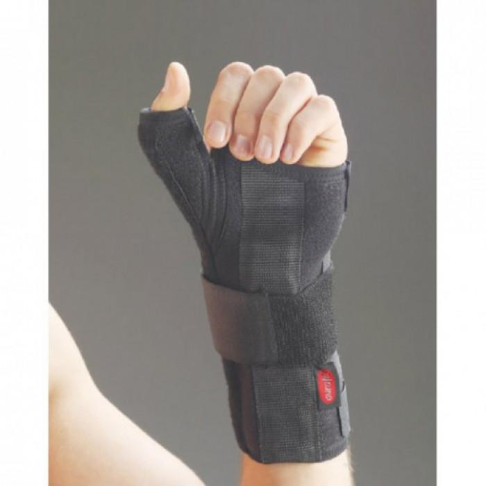 Бандаж на лучезапястный сустав с фиксацией пальца Aurafix 3608