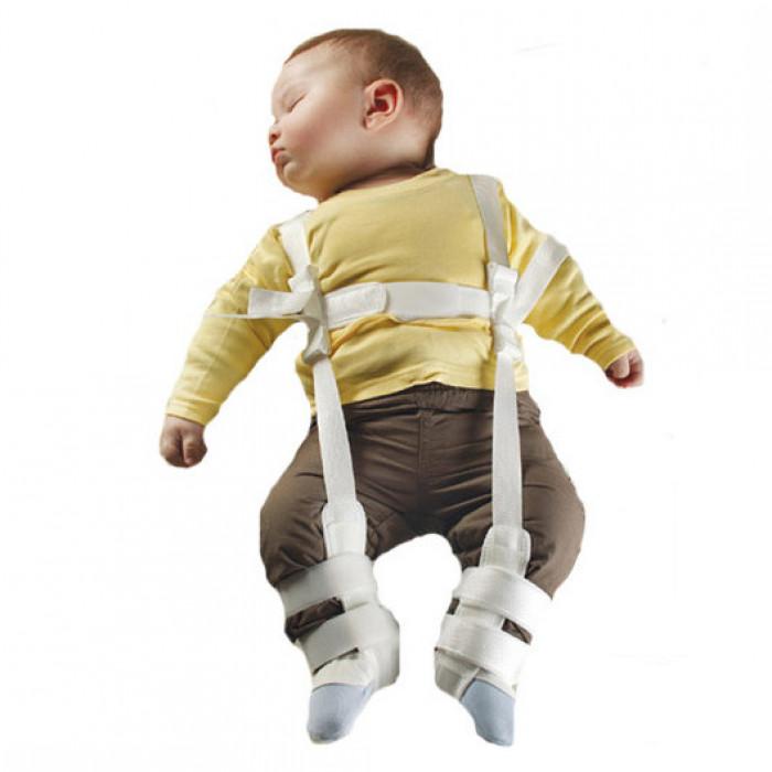 Бандаж для бедренных суставов детский Стремена Павлика Aurafix 760