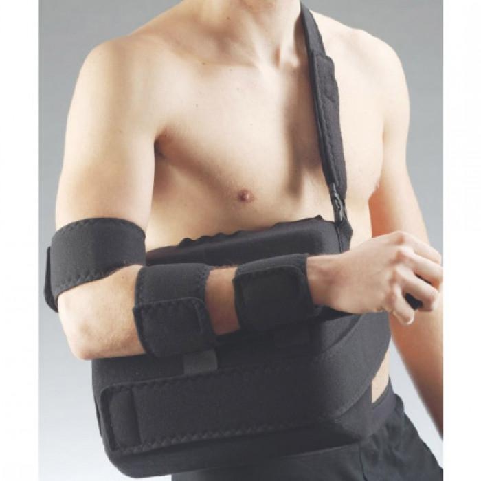Бандаж для плечевого пояса с отводящей подушкой 40/60 градусов Aurafix AO-04