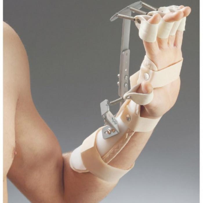 Термопластическая динамичная шина для руки Aurafix ORT-07