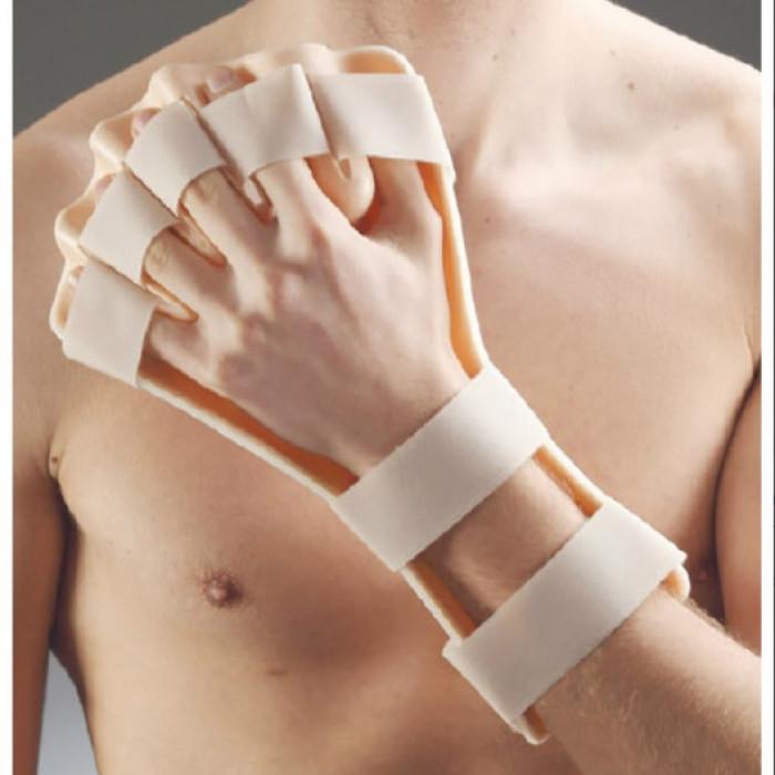 Термопластическая шина антиспастичная для руки Aurafix ORT-08