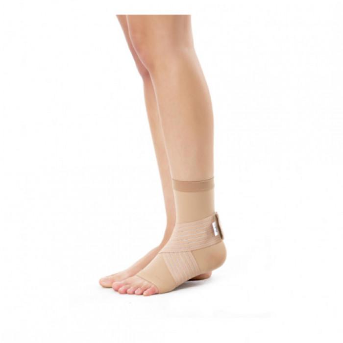 Эластичный бандаж на голеностопный сустав PT0303