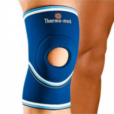 Бандаж на коленный сустав 4101 с открытой коленной чашечкой Orliman