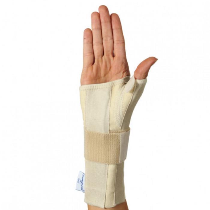 Шина для полной фиксации запястного сустава и большого пальца Supportline SL-21