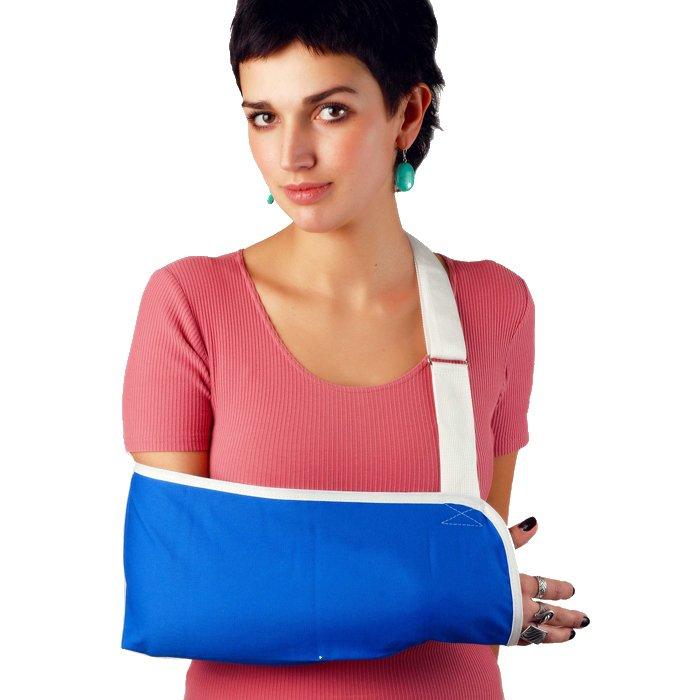 Бандаж косыночный для фиксации плечевого пояса и руки РП-6