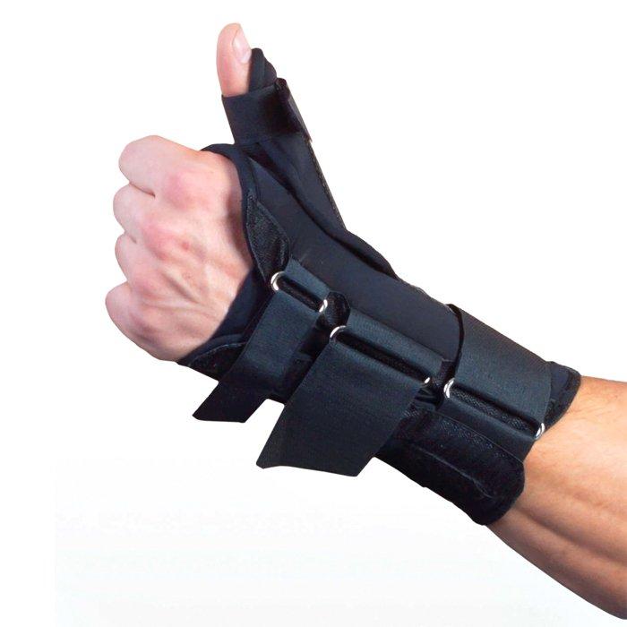 Ортез для фиксации лучезапястного сустава и большого пальца ТУТОР-6КВ-У
