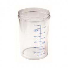 Емкость для аспиратора без крышки, 1 л, RE-210003