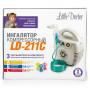 Компрессорный ингалятор Little Doctor LD-211C белый