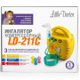 Ингалятор Little Doctor LD-211C желтый