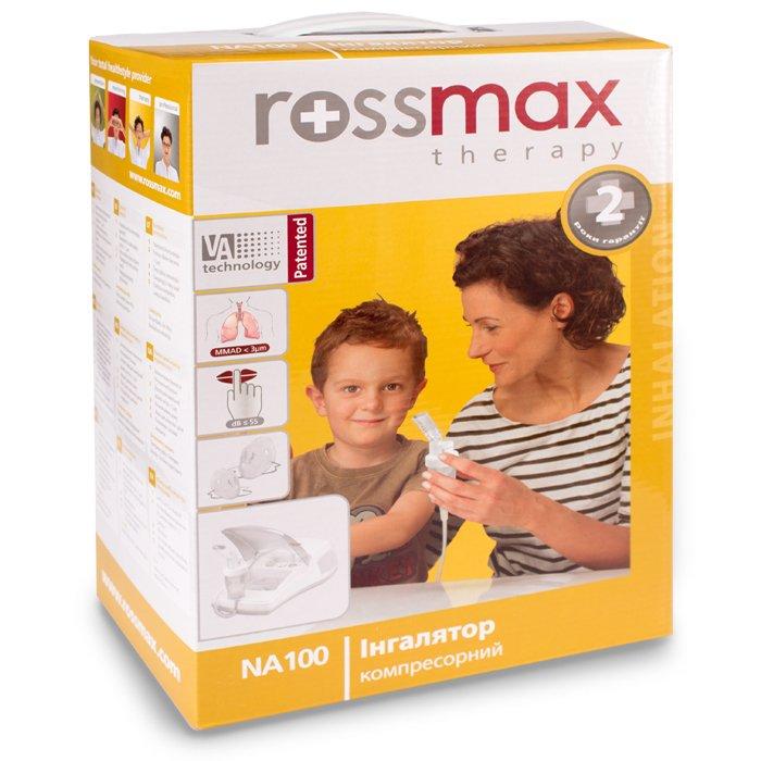 Ингалятор компрессорный Rossmax NA100