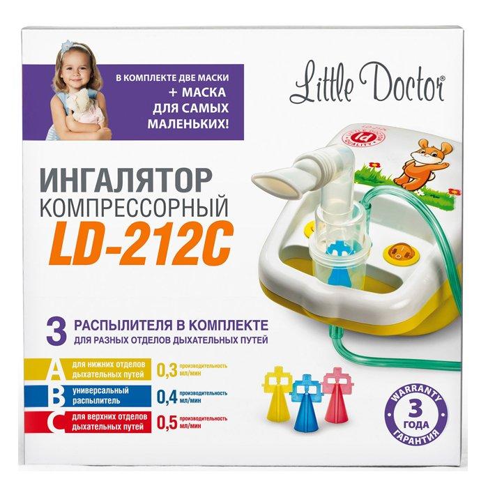 Компрессорный ингалятор Little Doctor LD-212C