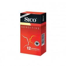 Презервативы контурные анатомической формы Sico SENSITIVE 12 шт.