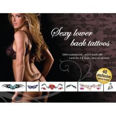 Tattoo Set - Sexy Lower Back