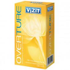 Презервативы цветные ароматизированные VIZIT Overture Aroma 12 шт.