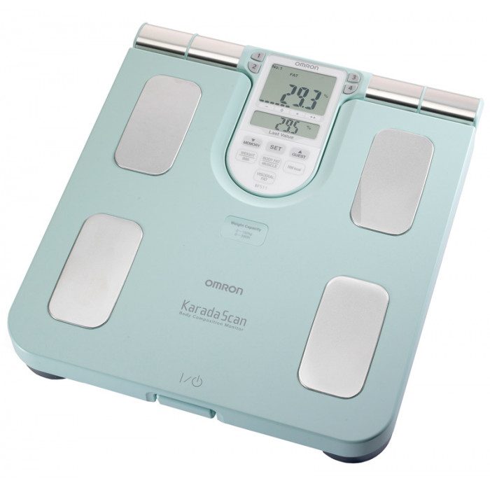 Монитор телосложения и веса OMRON BF 511 (НBF-511 Т-Е)