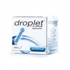 Ланцеты Droplet 28G (100шт.)
