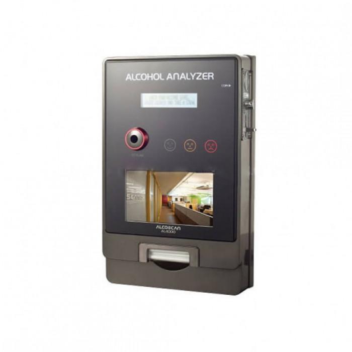 Алкотестер для баров и ресторанов AlcoScan AL-4000
