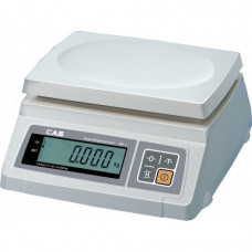 Весы настольные CAS SW II
