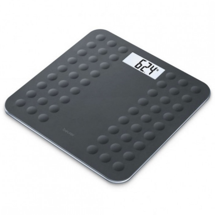 Стеклянные весы Beurer GS 300 Black