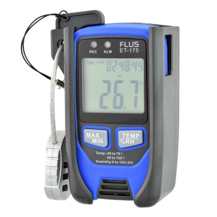 Термогигрометр - даталоггер Flus ET-175