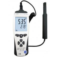 Термогигрометр с выносным датчиком Flus ET-951W
