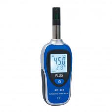 Термогигрометр ручной Flus MT-903