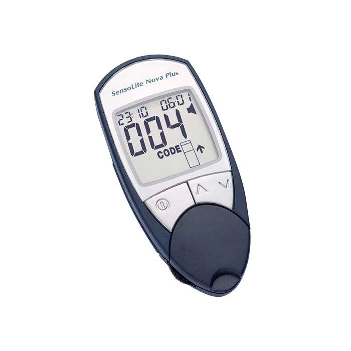 Глюкометр Nova Plus с голосовым сопровождением