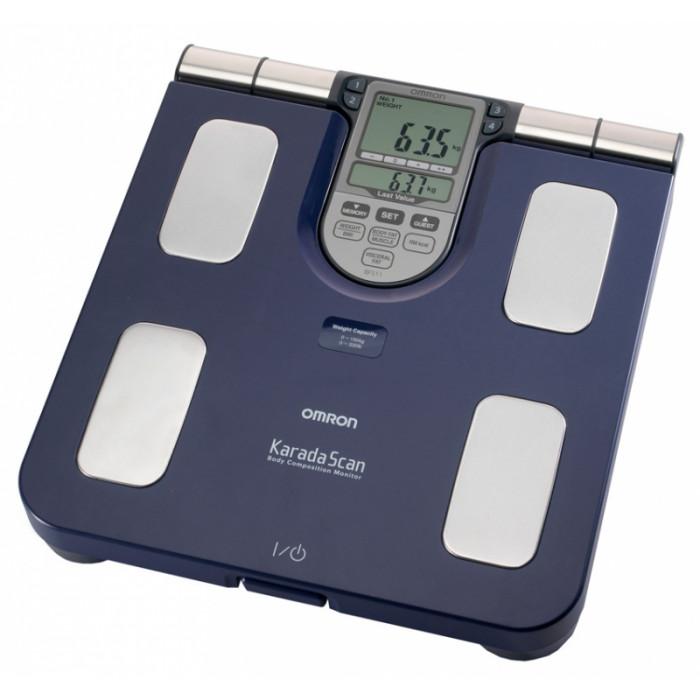 Монитор телосложения и веса OMRON BF 511 (HBF-511 B-E)