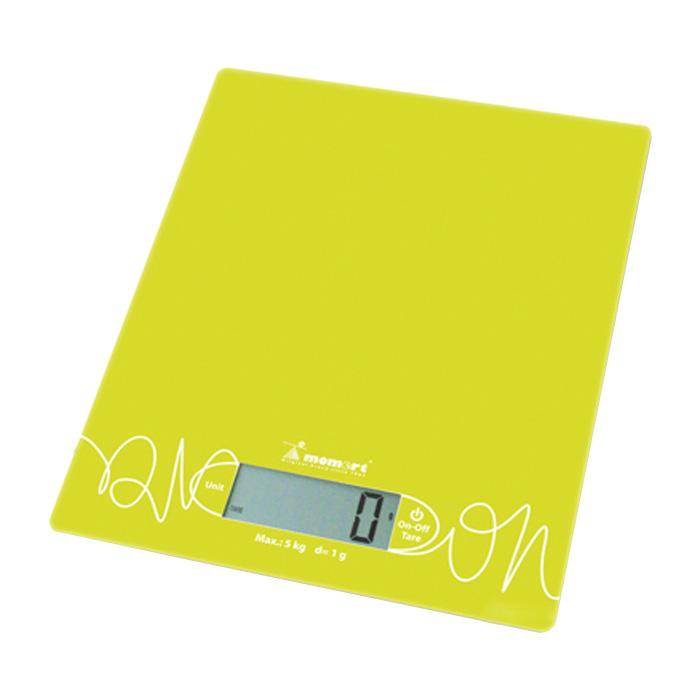 Весы кухонные электронные Momert 6855
