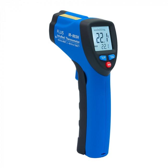 Инфракрасный термометр - пирометр Flus IR-803Н