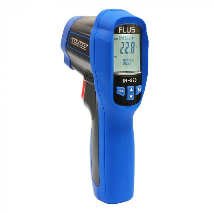 Инфракрасный термометр - пирометр Flus IR-820
