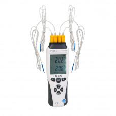Термометр с термопарой Flus ET-960