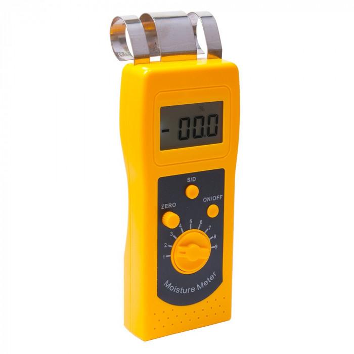 Бесконтактный влагомер для текстиля DM-200T