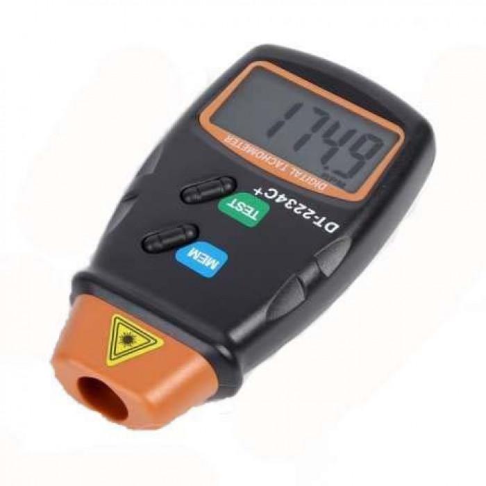 Бесконтактный (лазерный) тахометр Walcom DT2234C+